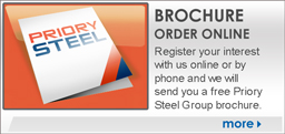 Priory Steel Group free brochure download
